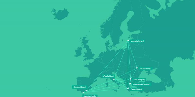 First wave of cities chosen for the European Commission's Digital Cities Challenge