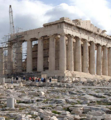 Acropolis Monuments Preservation Services